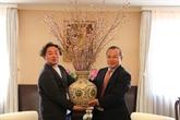 Fukushima (Japon) remercie le Vietnam pour son soutien après le séisme et le tsunami en mars 2011