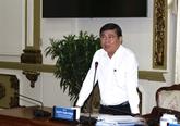 Hô Chi Minh-Ville fait des efforts pour contenir la propagation du COVID-19