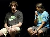 COVID-19 : Nadal et Gasol lancent un appel aux dons en Espagne