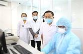 COVID-19 : dix nouveaux cas au Vietnam