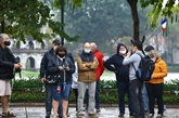 Le nombre de visiteurs étrangers au 1er trimestre en baisse
