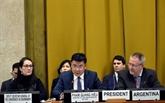 Prévention et lutte contre la prolifération des armes de destruction massive