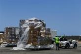 Le Venezuela reçoit 55 tonnes d'aide envoyées par la Chine