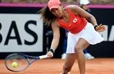 Tennis : Naomi Osaka