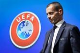 Coronavirus : l'UEFA ne sait pas quand reprendra la saison de foot