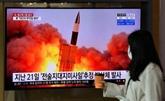 La RPDC tire de nouveaux projectiles en mer du Japon