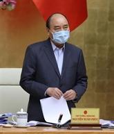 Le PM fait l'éloge des forces armées dans la lutte contre COVID-19