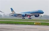 COVID-19 : Vietnam Airlines suspendra ses vols vers la R. de Corée