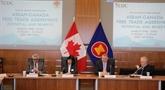 L'Accord de libre-échange : potentialités et bénéfices