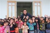 Un architecte rêve de construire 1.000 écoles pour les enfants défavorisés