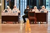 À Wuhan, berceau de la pandémie, la crainte des cas importés