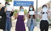COVID-19 : le total des cas confirmés au Vietnam s'élève à 194