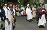 Un rassemblement musulman à Jakarta se termine avec 183 personnes mises en quarantaine