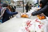 Chômage record : la demande explose pour les banques alimentaires new-yorkaises