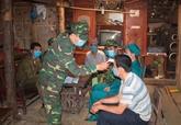 Le rôle des unités médicales de base pour la détection précoce de contamination