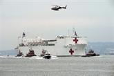 L'Europe guette le pic de la pandémie, les États-Unis se mobilisent