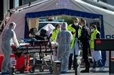 COVID-19 : la France dépasse la barre des 3.000 décès à l'hôpital