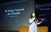 Des start-up vietnamiennes vont recevoir 200.000 USD d'aide