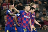 COVID-19 : les joueurs du FC Barcelone cèdent 70% de leurs salaires