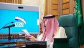 COVID-19 : les ministres des Finances du G20 se retrouvent en vidéoconférence