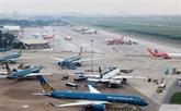 Les compagnies aériennes suspendront le trafic de passagers au Vietnam