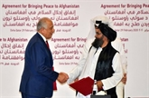 Afghanistan : Trump s'entretient avec un dirigeant taliban et se dit confiant