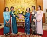 Une délégation de femmes de l'ASEAN à Hanoï