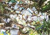 Haro sur les déchets plastiques !