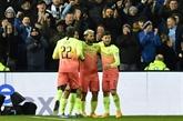 Coupe d'Angleterre : City et Leicester par la petite porte, Tottenham sorti