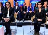 Municipales à Paris : un premier débat pour tenter de convaincre