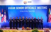 L'édification d'une vision de l'ASEAN après 2025 en discussion à Dà Nang