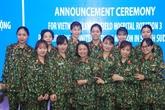 Lancement du troisième hôpital militaire de campagne de niveau 2