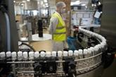 Les fabricants de gel pour les mains tentent de faire face au boom de la demande