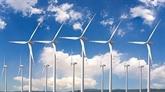 Electricité éolienne en voie de développement