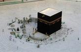 COVID-19 : à La Mecque désertée par les fidèles après sa fermeture