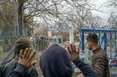 À la frontière gréco-turque, des citoyens patrouillent pour