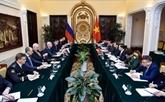 Dialogue stratégique de niveau de premier vice-ministre des AE Vietnam - Russie