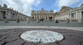 Coronavirus : un premier cas à l'intérieur du micro-État du Vatican