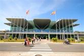 COVID-19 : l'aéroport de Cân Tho reçoit onze vols en provenance de République de Corée