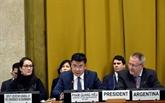 Le Vietnam soutient tous les efforts pour promouvoir le désarmement