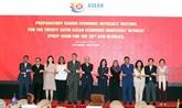 ASEAN : le Vietnam propose 13 priorités pour la 26e AEM