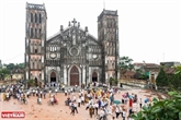 À la découverte de la basilique So Kiên dans le Nord