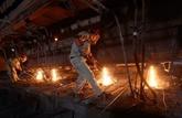 Fer et acier : croissance exceptionnelle des exportations vietnamiennes en Chine