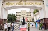 COVID-19 : l'hôpital Bach Mai accueille des patients graves venus d'autres établissements médicaux