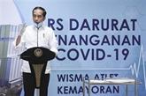 COVID-19 : l'Indonésie déclare l'état d'urgence sanitaire