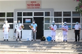 Deux patients de COVID-19 à Ninh Thuân se rétablissent