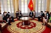 Le Vietnam et la République tchèque coopèrent dans la lutte contre le COVID-19