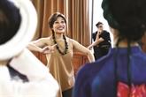 Trân Ly Ly fait danser les cygnes au Vietnam