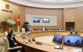Nguyên Xuân Phuc : conjuguer des efforts pour éviter la tombée de l'économie