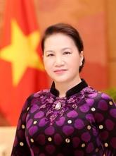 COVID-19 : la présidente de l'AN exhorte les députés à se tenir aux côtés du peuple